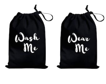 Travel Wash Bag | Laundry Wash Bag | Lingerie Bag | Holiday Bag | Summer Bag | Travel | Bikini Bag | Travel Laundry Bag | The Laundry Bag
