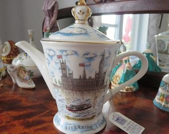 Patchwork Tea Diffuser by David Birch