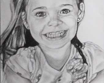 Custom Drawn Portrait