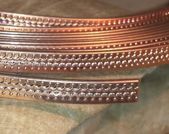 CPW104 Copper Pattern Wire 1 foot piece ROPE 0.82 x 6.35mm