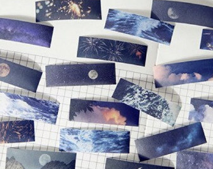 Sky Washi Tape Collection