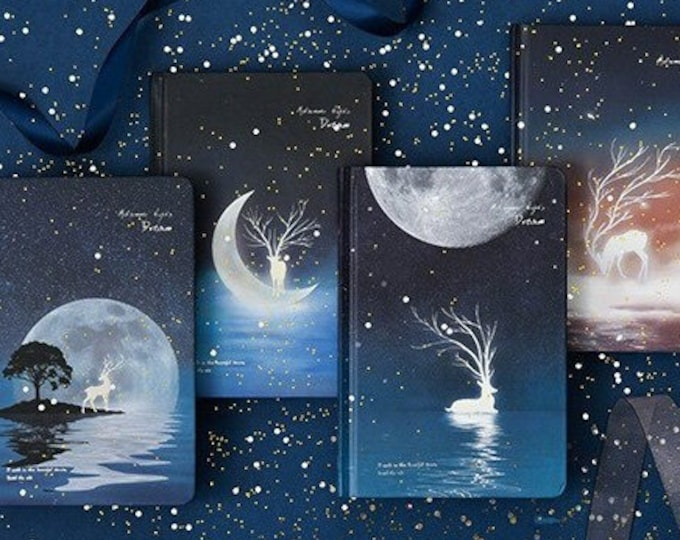 Night Dream Notebook