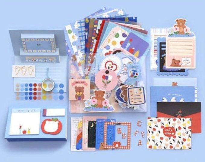 Bear House Stationary Pack