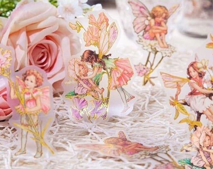 Harvest Fairy Stickers