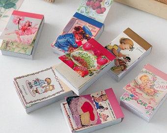 Little Paper Books: Retro
