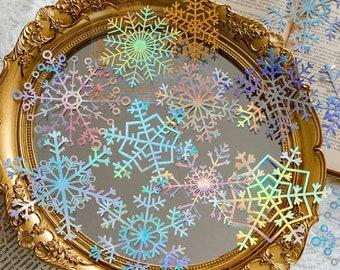 Snowflake Laser Cuts