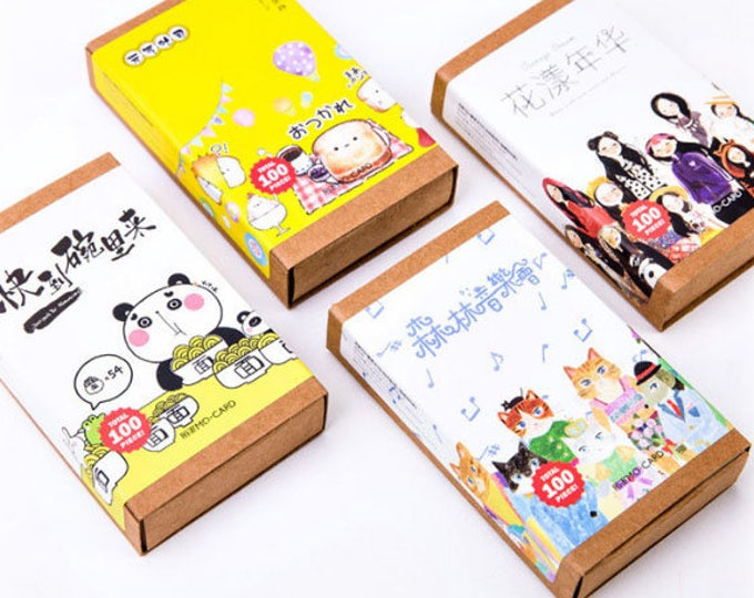 Mini Stationary Kit, 100 pcs