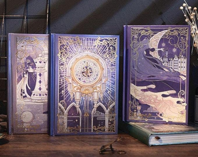 Magic Nights Notebook