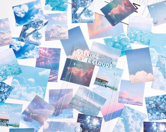 Walk in the Clouds Sticker Pack