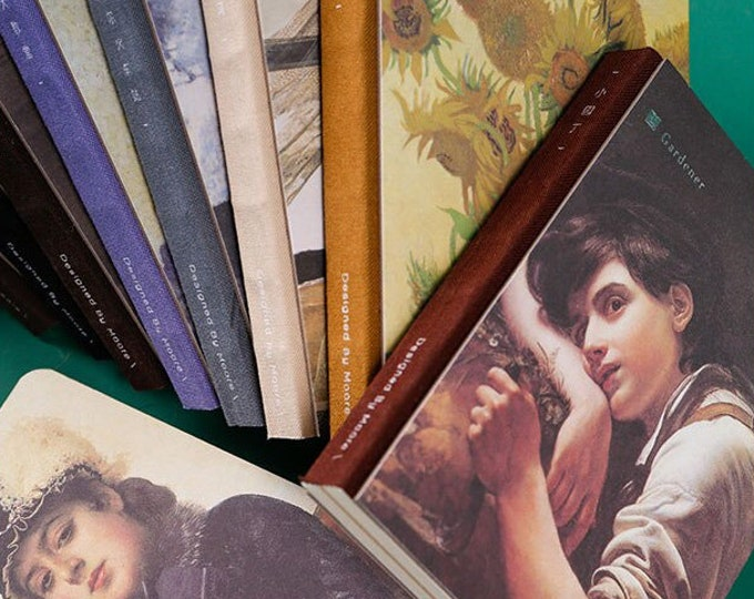 Notebooks: Famous Painting Covers