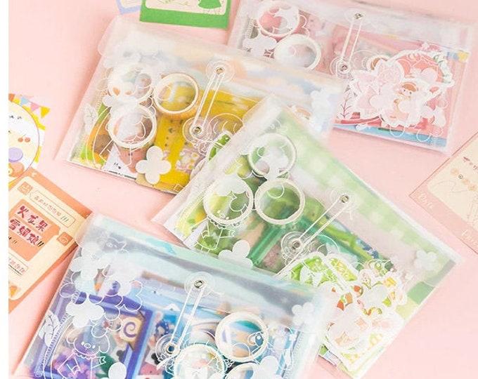 A Cheery Day: Mini Stationary Packs