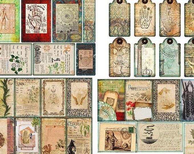Alchemy Paper Set