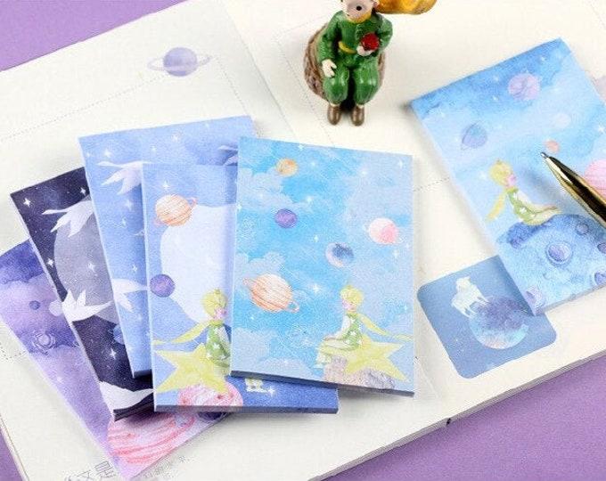 Little Prince Adhesive Memo Pads