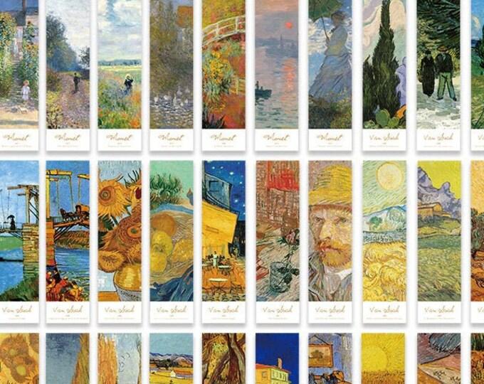 Art Bookmarks
