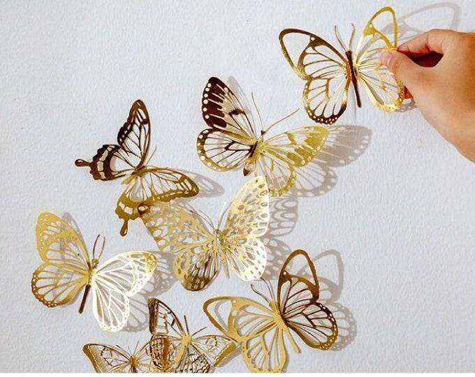 Butterfly Laser Cuts