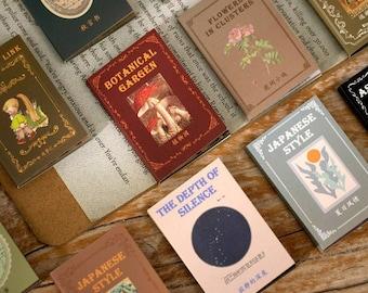 Mini Paper Books