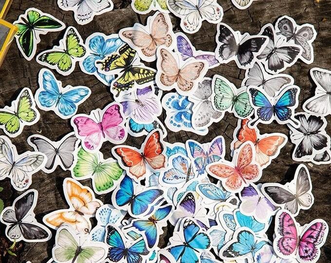 Butterfly Sticker Sets