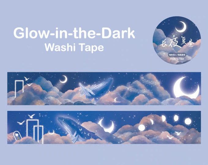 Glow Washi Tapes