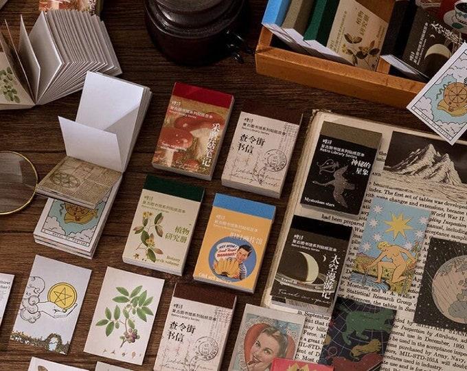 Picture Mini Sticker Books