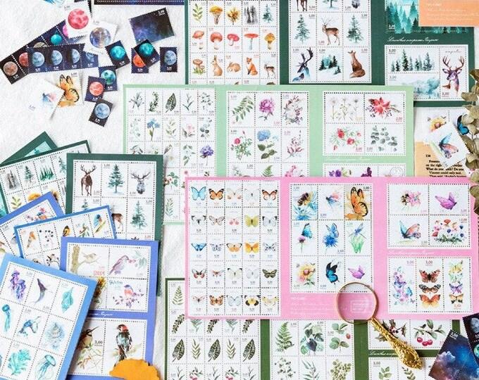 Full Sheet Stickers