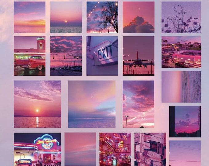 Lavender Skies Sticker Pack