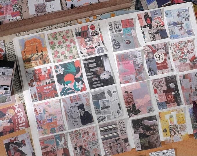 400 Sheet Mini Paper Books