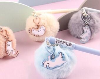 Fluffy Cat Pen