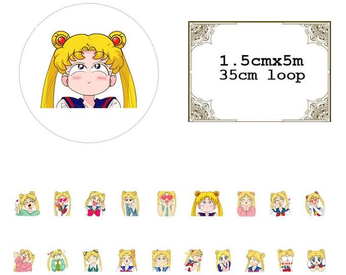 Sailor Moon Washi Tape