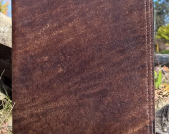 Your Handcrafted Customized Natural Leather Business Portfolio