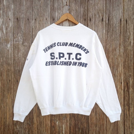 Rare!! Champion Products Sports Embroidery Logo Sw