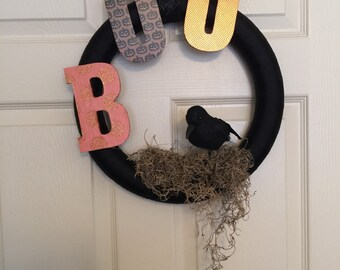 Nesting Crow