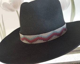 522fb4c893a81 Cowboy hat band