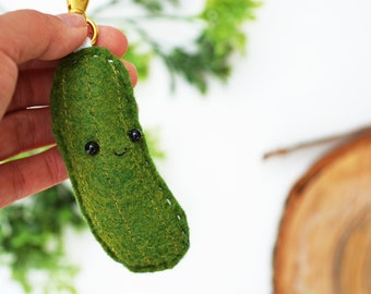 Pickle Ornament Etsy