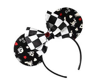 We're All Mad Here Mouse Ears