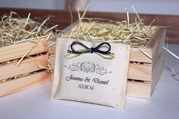 Unique Wedding Favors Custom Reusable Pouch With Best Etsy