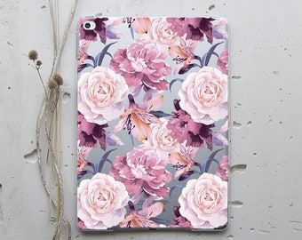 Bohemian Flowers Case iPad Mini Case iPad Pro 9.7 Case iPad 10.5 Cover iPad Pro 12.9 Case iPad Air 2 Case Smart Case iPad Air 4 Case WC4156