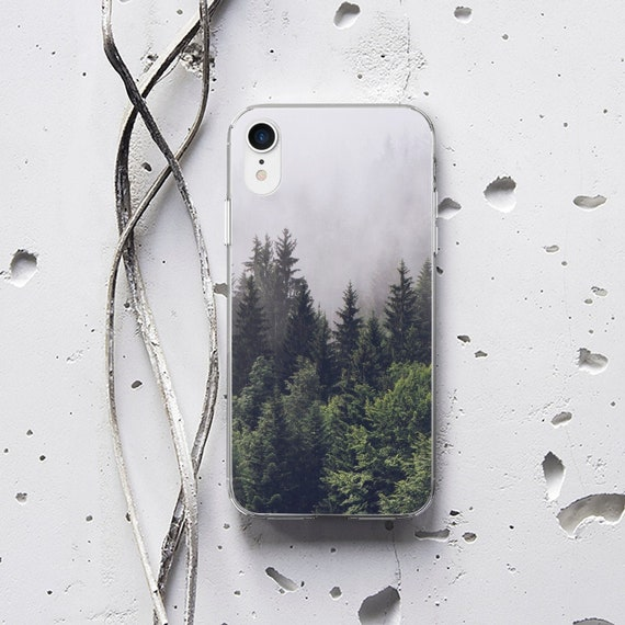 Frosted Forest iPhone 11 case
