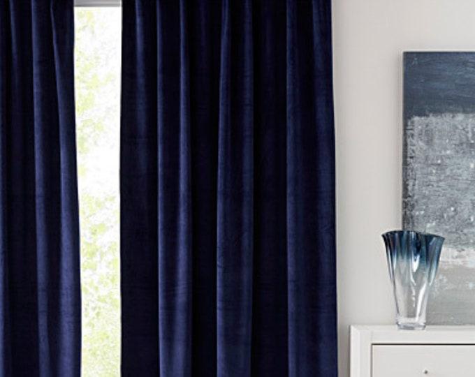 Velvet Curtains, Custom Window Curtain Panels, Curtain Panels, Blackout Curtains, Dining Room Curtains, Bedroom Curtains, Linen Curtains,