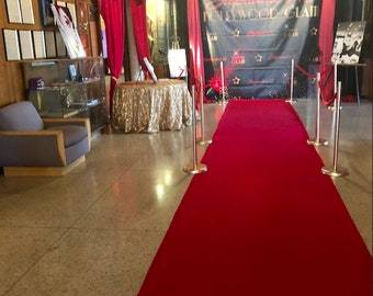 Red Carpet Party Etsy