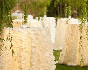Terrific Wedding Tablecloth Etsy Download Free Architecture Designs Scobabritishbridgeorg