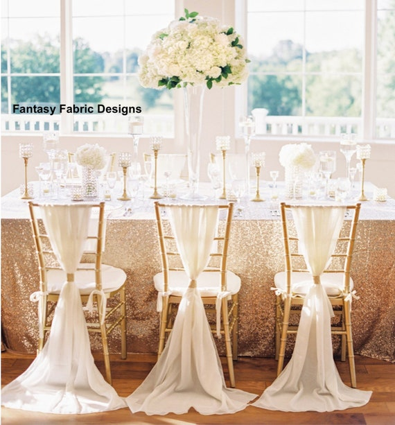 Phenomenal Bulk 50 Chiffon Chiavari Chair Cover Sash Chair Cover Wedding Reception Bridal Party Fall Wedding Chair Sashes Chair Sash Ivory Sash Andrewgaddart Wooden Chair Designs For Living Room Andrewgaddartcom