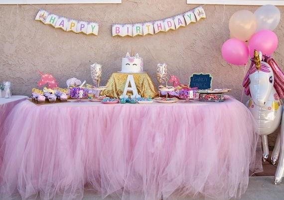 Tutu Tablecloth Baby Shower Tablecloth Wedding Tablecloth Etsy