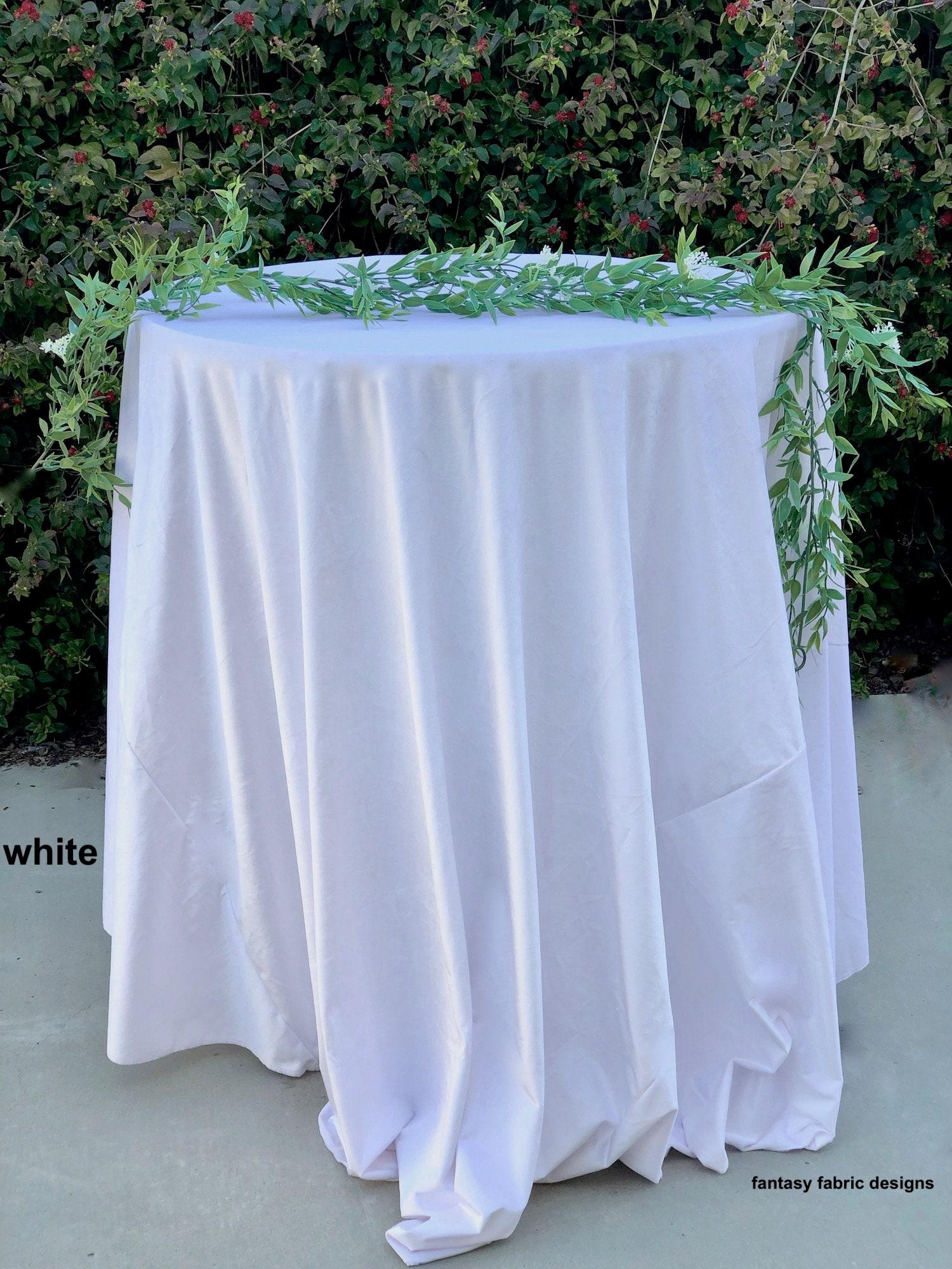 Velvet Tablecloth Wedding Decor Table Cloth Wedding