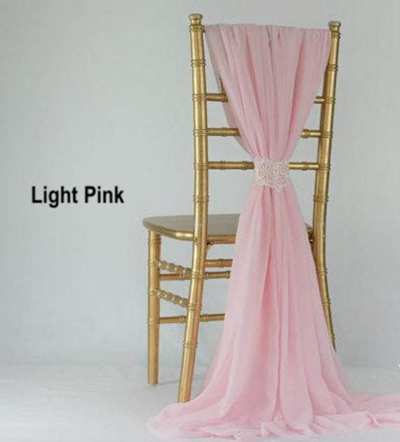 Brilliant Romantic Chiffon Chiavari Chair Sash Chair Cover Wedding Reception Bridal Party Event Chair Sashes Chair Covers Chiavari Chair Sash Machost Co Dining Chair Design Ideas Machostcouk