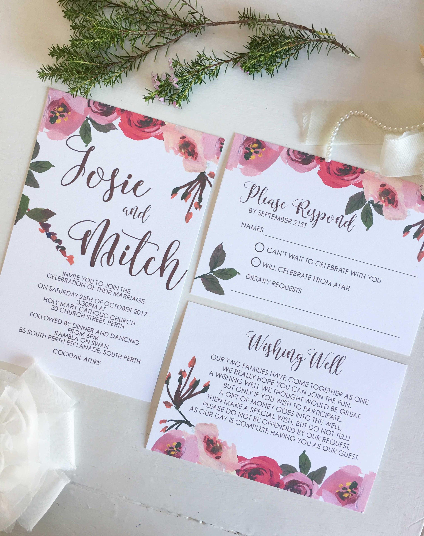 Wedding invitation digital download wedding invitation etsy zoom stopboris Image collections