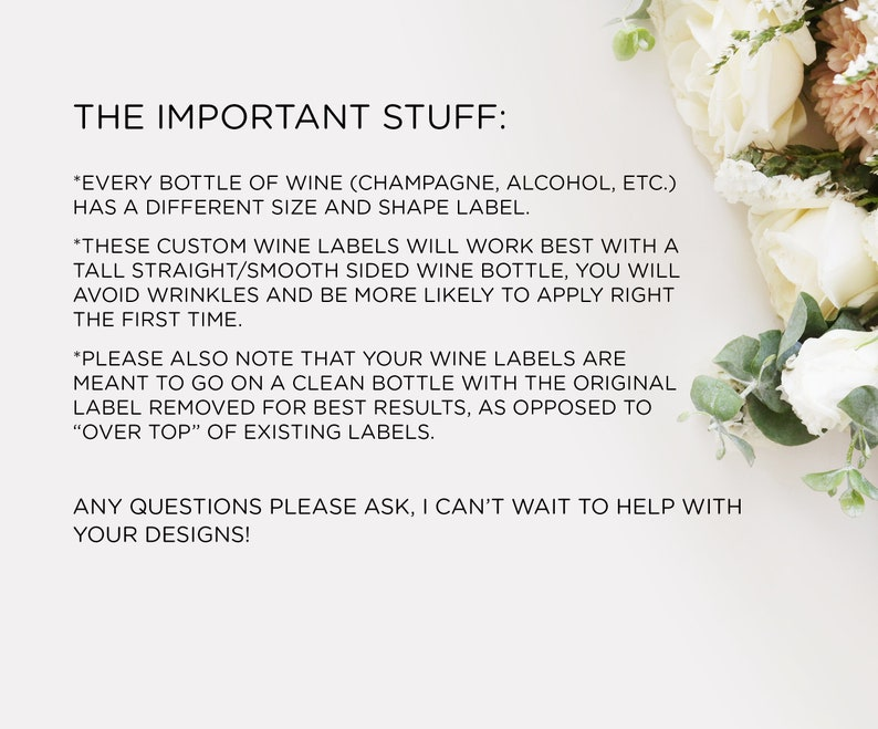 Custom Baby Announcement Wine Labels Best Parents Promoted to Grandparents Bottle Stickers Wine Labels Personalised Im Pregnant Reveal