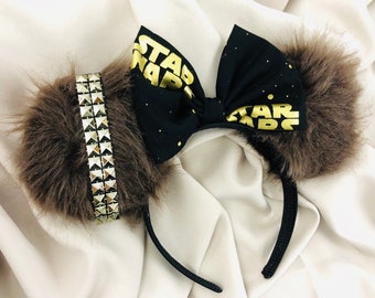 47e3d222d44 Star Wars Chewbacca Inspired Ears