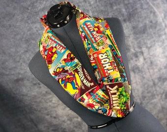 Marvel Avengers loop scarf