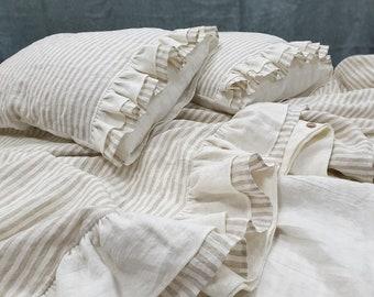 Natural healthy linen bedding & home textile by DejavuLinen