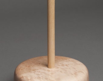 Solid Maple Stash Spinner
